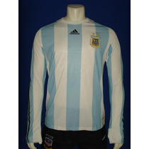 Playera Utileria Selección Argentina 2009 Termosellada