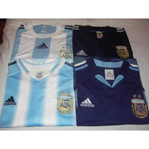 Jersey Argentina (varios Modelos)