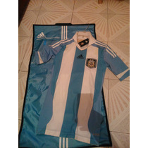 Jersey Argentina Techfit Adidas Talla S