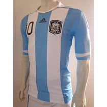 Jersey Selección Argentina Leo Messi Techfit