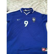 Playera Brasil Visitante 1997!!!