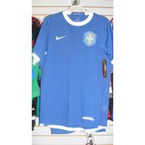 Playera Nike De Brasil Del Mundial 2006 Talla S
