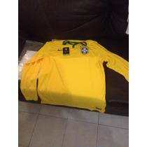 Jersey Nike Brasil Copa America 2015 Local