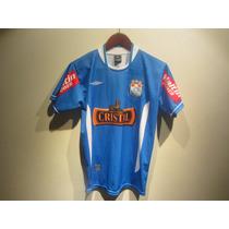 Jersey Umbro Sporting Cristal Peru Local Rara Talla S Azul