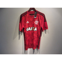 Jersey Adidas Flamengo Brasil Raro Rojo Local Caixa