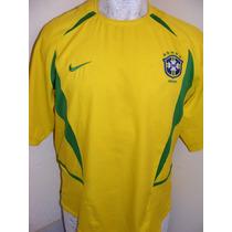 Camiseta Selección Brasil Nike