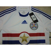 Jersey Adidas Seleccion Paraguay Guarani 2012 No Clones