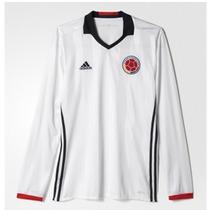 Jersey Adidas Colombia Man Larga Copa America 2016 Original