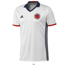 Jersey Adidas Colombia Local Copa America 2016 Original