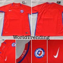 Jersey Selección Chile 15-16