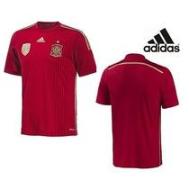 España Adidas 2014 Original Talla S,m,l,xl Nueva