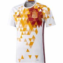 Jersey España 2016 Blanca, Xavi, Iniesta, Fabregas, Torres