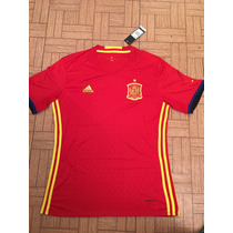 Jersey España Local Eurocopa 2016
