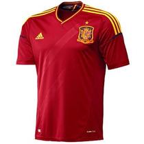 Jersey Adidas Seleccion España 100% Original De Niño*oferta*