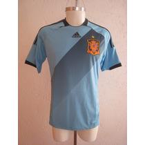 Jersey Selección España Visitante 2012-2013 Adidas Euro 2012