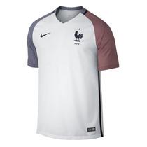 Nueva Jersey Visita Francia Eurocopa 2016 Blanca