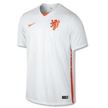 Jersey Nike Holanda Visita Euro 2015-16 C/num Original
