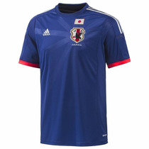 Jersey Adidas Seleccion De Japon Local Mundial 2014