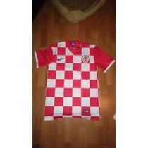 Jersey Nike Mundial Brasil 2014 Croacia Local Original