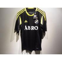 Jersey Adidas Aik Solna Estocolmo Suecia Raro Negro Nuevo
