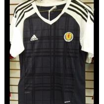 Uniforme De Fútbol Escocia Playera