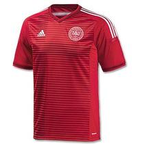 Jersey Adidas Dinamarca Mundial Brasil 2014 Original C/num