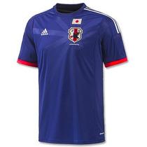 Jersey Adidas Japon Mundial Brasil 2014 Original C/num