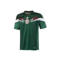 México Adidas 2014 Tallas S,m,l,xl Original Nueva Etiquetas