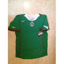 México Nike 2006 Confederaciones Talla S, M, L Y Xl Nueva