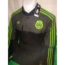 Chamarra De La Selección Mexicana 2015