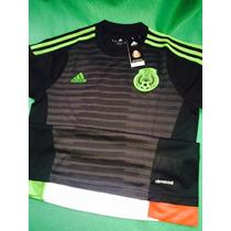 Jersey De La Selección Mexicana 2015