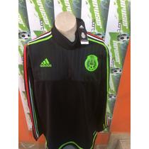 Sudadera Adidas Seleccion Mexicana 2016 100% Original Xl