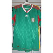 Playera Adidas De Mexico Del Mundial De Sudafrica 2010