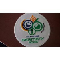 Parche Mundial Alemania 2006 Entrega Inmediata ¡¡¡¡