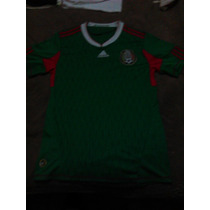 Playera Original Adidas® Seleccion Mexicana