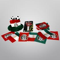 Kit Selección De México Fiesta