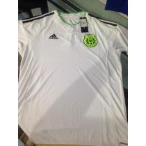 Playera Adidas De La Selección Mexicana Nueva