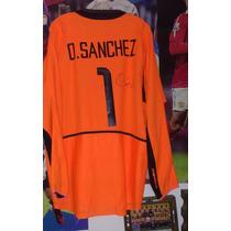 ºº Mexico Portero Firmada Por Oswaldo Sanchezºº