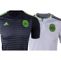 Jersey Seleccion Mexico 2015 Copa America Adidas V.aficionad