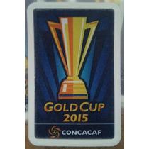 Parche Copa Oro 2015 Mexico Estados Unidos Honduras