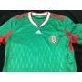 Jersey Selección Mexicana Local Adidas Talla L 2010