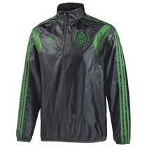 Rompevientos Adidas Seleccion Mexicana 100% Original*oferta