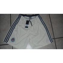 Short Adidas Chivas Rayadas De Guadalajara Color Beige 2014