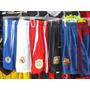 Shorts Para Equipos Con Escudo Bordado