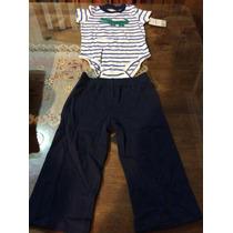 Cojuntos Para Bebes Niño Carters Set Tallas 24 Meses 2 Pzs
