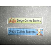 100 Etiquetas Marcar Ropa De Bebes Guarderias, Escuela