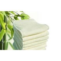 Absorbente Bambu&microfibra 4 Capas Para Pañal Ecológico