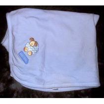 Cobija Para Bebé Baby Mink Perrito En Carreola