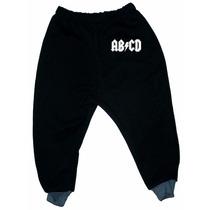 Ropa De Bebe Alternativa - Pantalones Negros Rockeros