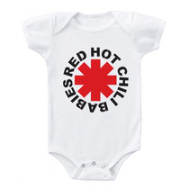 Pañalero Bebé Personalizado Red Hot Chilli Babies